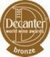 Decanter : médaille de bronze